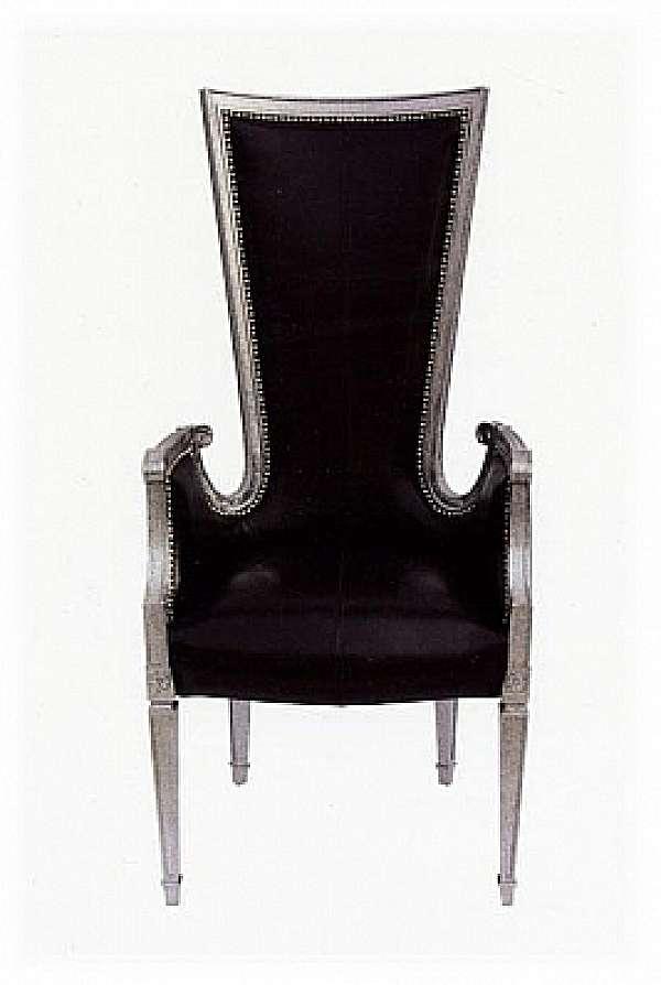 Der Stuhl CORNELIO CAPPELLINI 501/P Luxury Chic – Oro