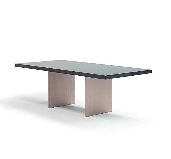 Tisch COSTANTINI PIETRO 9384T PROFILE Dining Table Catalogo cop. argento
