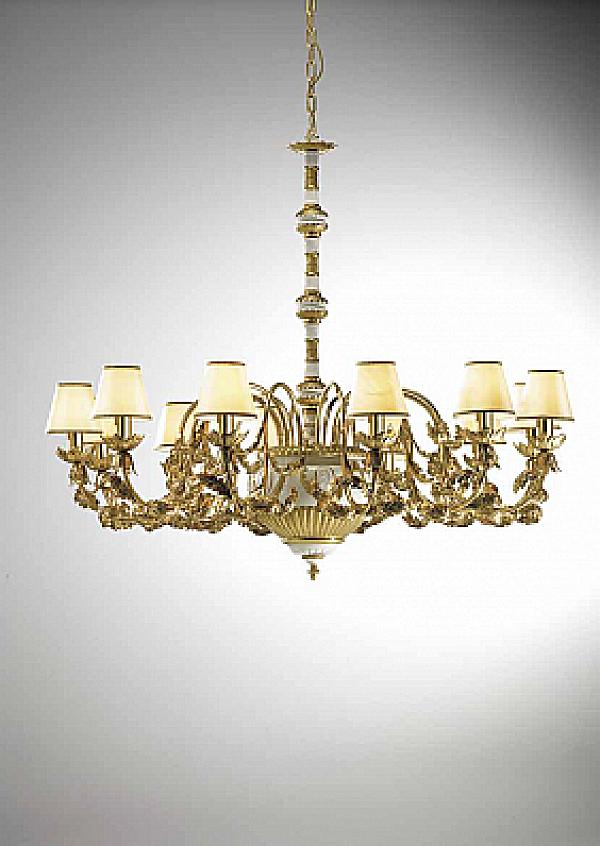 Leuchter VILLARI 4000389-402 Empire