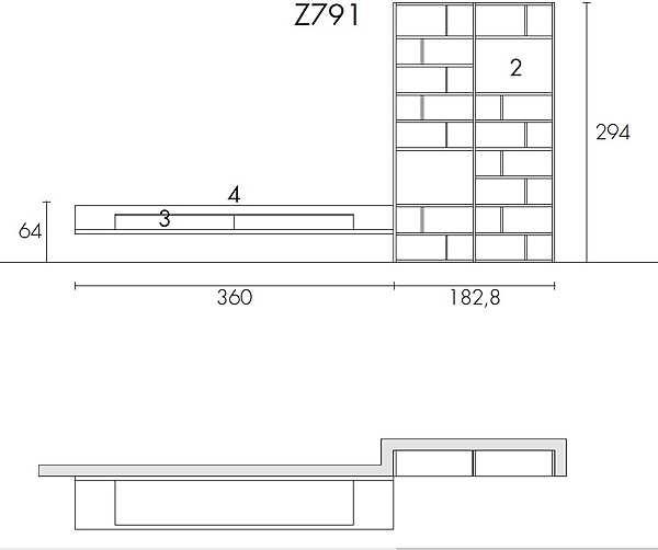 ZALF Project z791 Wand