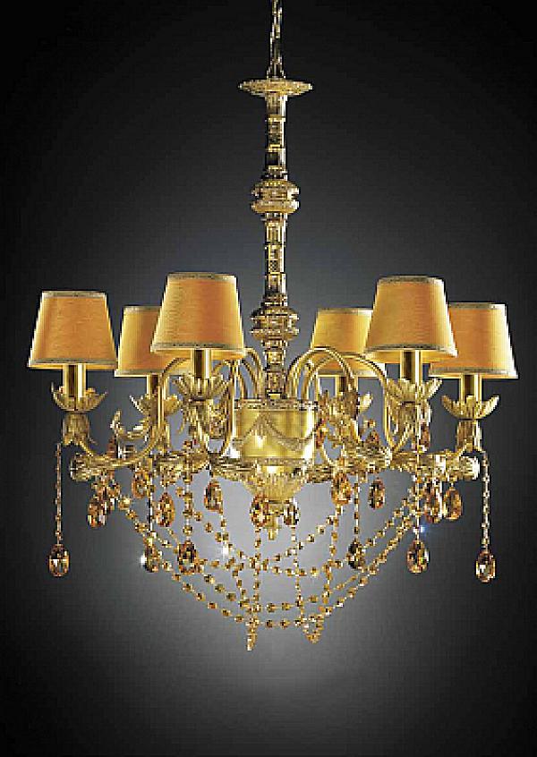 Leuchter VILLARI 4021348-100 Amber