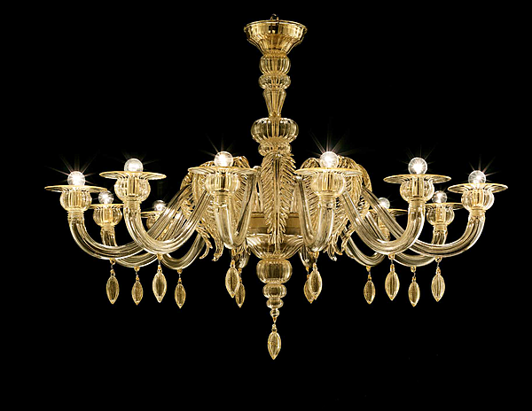 Leuchter Barovier&Toso 5602/12 Lampadari