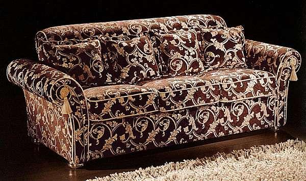 Couch DELLA ROVERE Golden Imbottiti Sofas