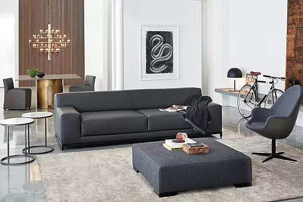 Sofa MERIDIANI (CROSTI) FRIEMAN