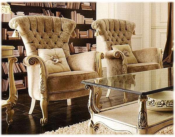 Sessel VOLPI 1196 Classic Living