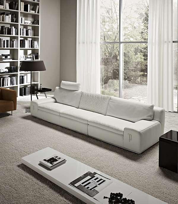 Couch PRIANERA NILO Polaris designed for living