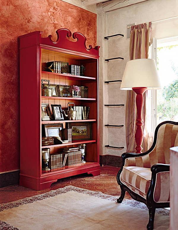 Bücherschrank TONIN CASA TAURI - 1481 Arc En Ciel