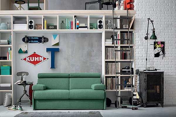 Couch Felis BOB SOFA BED COLLECTION
