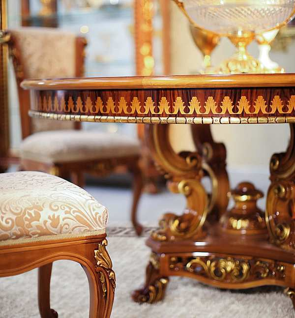 Tisch MARZORATI AMBRA