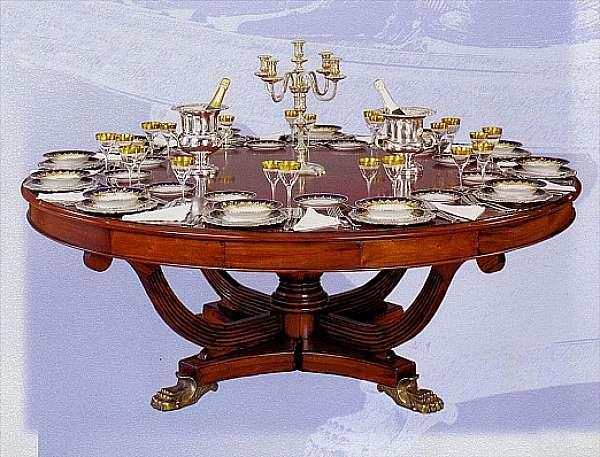 Tisch CAMERIN SRL 321A The art of Cabinet Making