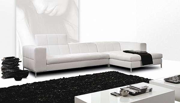 Couch NICOLINE SALOTTI ELEGANCE PICCOLA SARTORIA