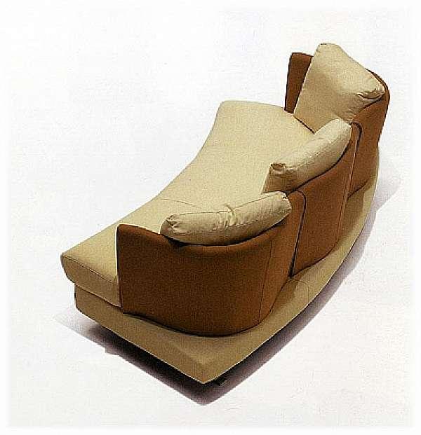 Couch FELICEROSSI 3C17 Grey catalog_0