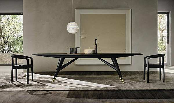 Tisch MOLTENI (+VITRA) D.859.1 Tables GIO PONTI HERITAGE COLLECTION