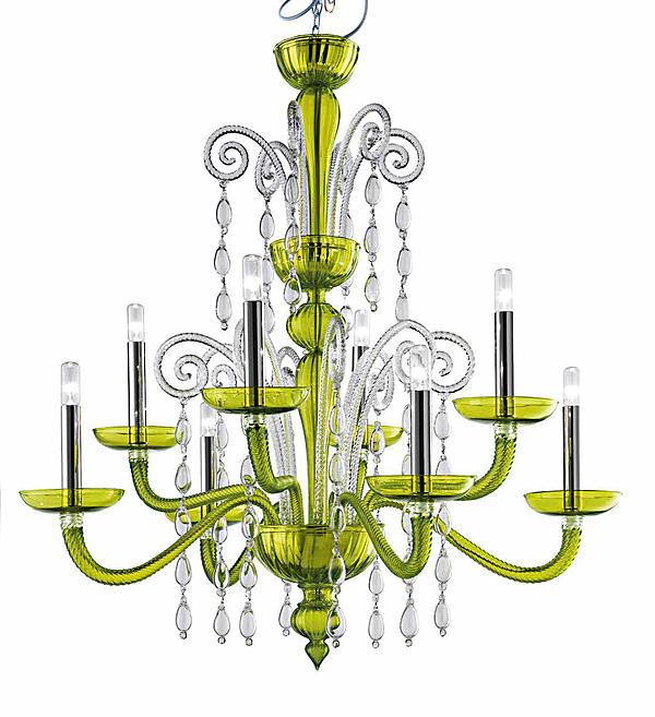Leuchter Barovier&Toso 5589/16 Lampadari
