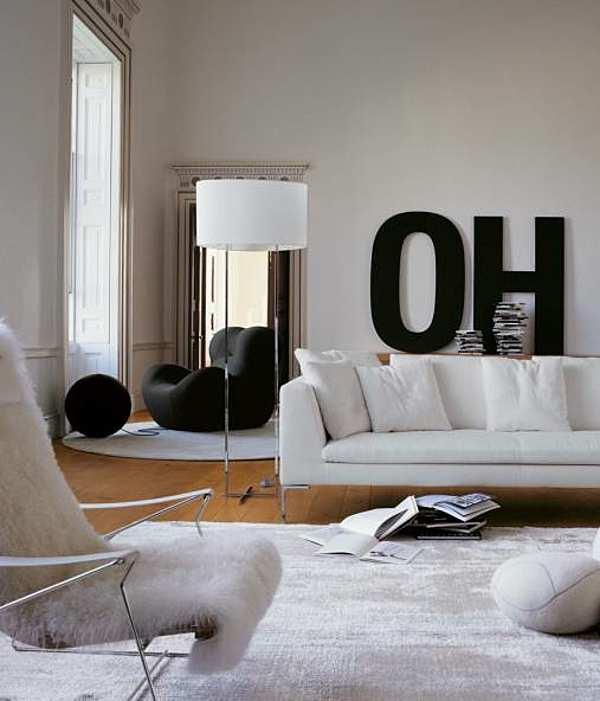 Sofa B & amp; B ITALIA CHL135LS