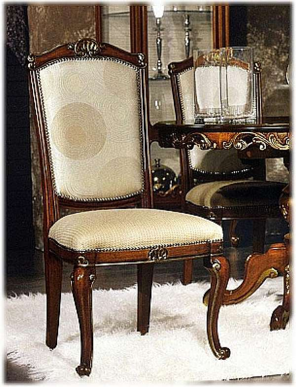 Der Stuhl MIRANDOLA M35/S Castel Vecchio