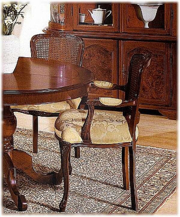 Der Stuhl MIRANDOLA M241/C Castel Vecchio