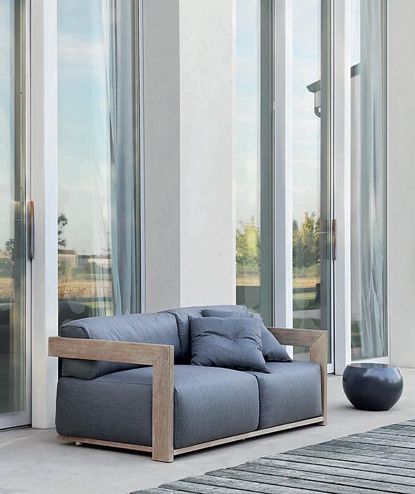 Sofa MERIDIANI (CROSTI) CLAUD