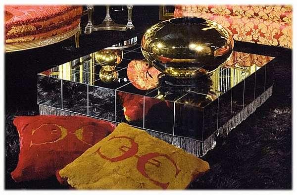 Kaffetisch CORNELIO CAPPELLINI 814/Q Luxury Chic – Oro