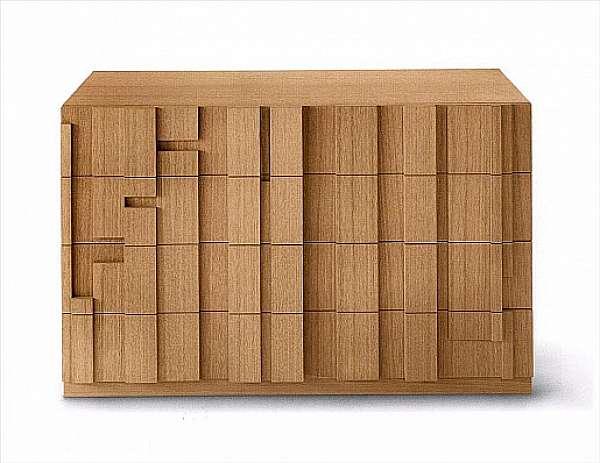 Kommode EMMEMOBILI M102R Home furniture (Nero)