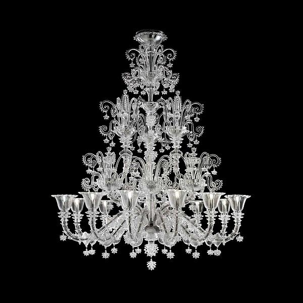 Leuchter Barovier&Toso 5715/12 Lampadari