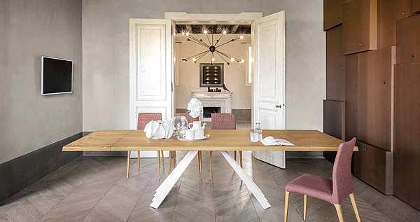Tonin Casa VENTAGLIO Tisch-8011FL