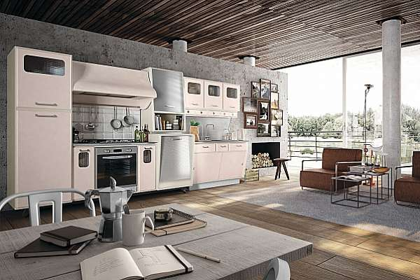 Küche MARCHI CUCINE Saint Louis Timless Kitchens