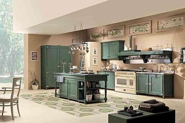 Küche ARRIMOBILI Miglio Natura Pura