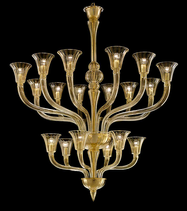 Leuchter Barovier&Toso 5554/18 Lampadari