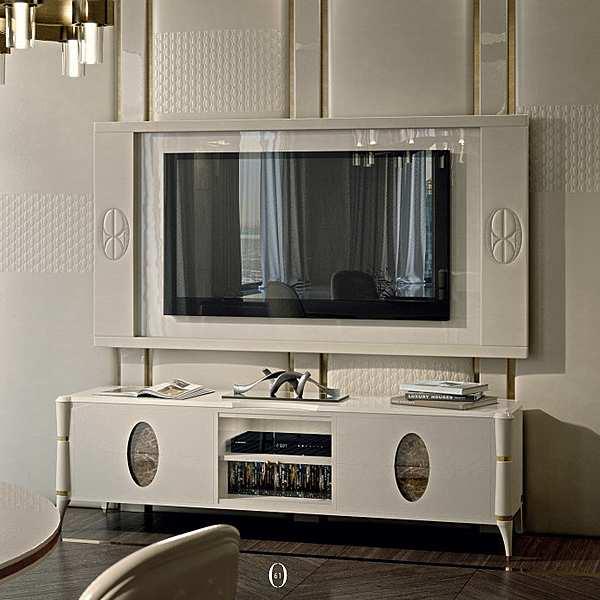 Fernsehtisch FRANCESCO PASI 9005 Ellipse