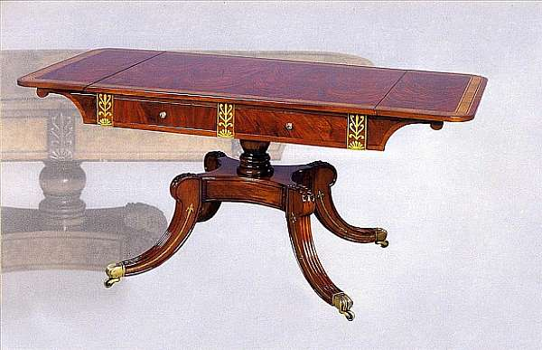 Tisch CAMERIN SRL 307 The art of Cabinet Making