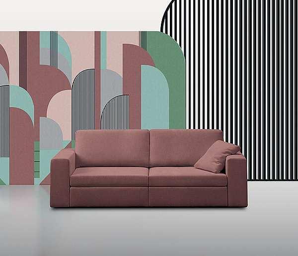 Couch Felis LEON EVERGREEN