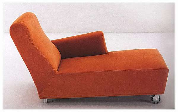 Sessel GIOVANNETTI CIRCE1 Color arancia