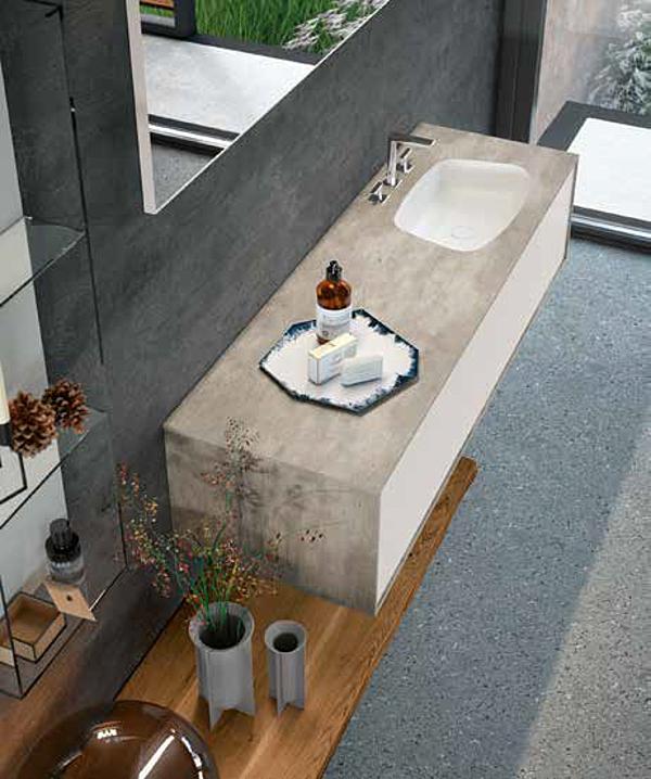 Badezimmer PUNTOTRE Le Cornici 6