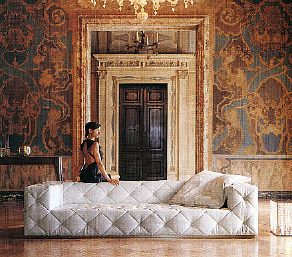 Couch LONGHI (F.LLI LONGHI) W 500 Collection Loveluxe