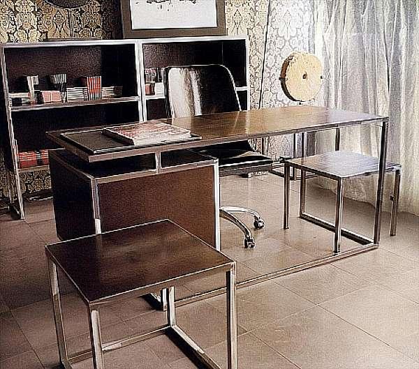 Schreibtisch BAXTER TRINITY DESK QUATTRO