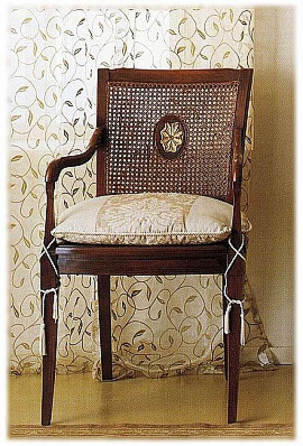 Der Stuhl VOLPI 2081 Classic Living
