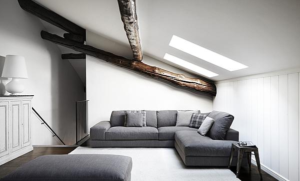 Sofa SWAN HAMLET