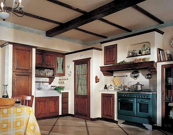 Küche ARRIMOBILI tabacco Mulini