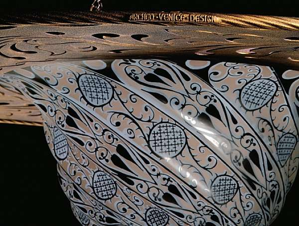 Kronleuchter ARCHEO VENICE DESIGN 201-FD