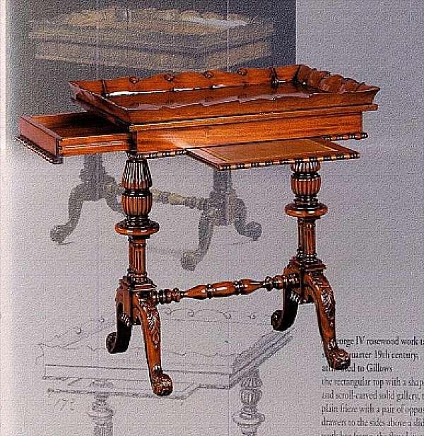 Schreibtisch CAMERIN SRL 212 The art of Cabinet Making