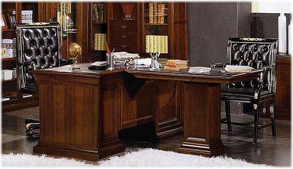 Schreibtisch MIRANDOLA M461PE Castel Vecchio