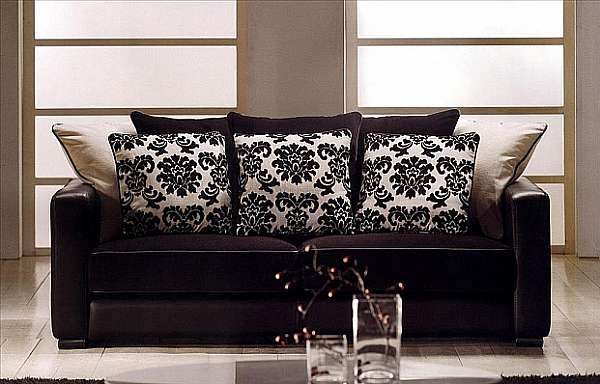 Couch GOLD CONFORT Kabir Catalogo cop. bianco