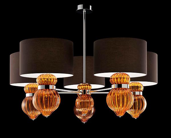 Leuchter Barovier&Toso 5684/05 Lampadari