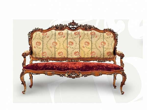 Couch FRATELLI RADICE 343 L'Arte dell'Arredamento Classico