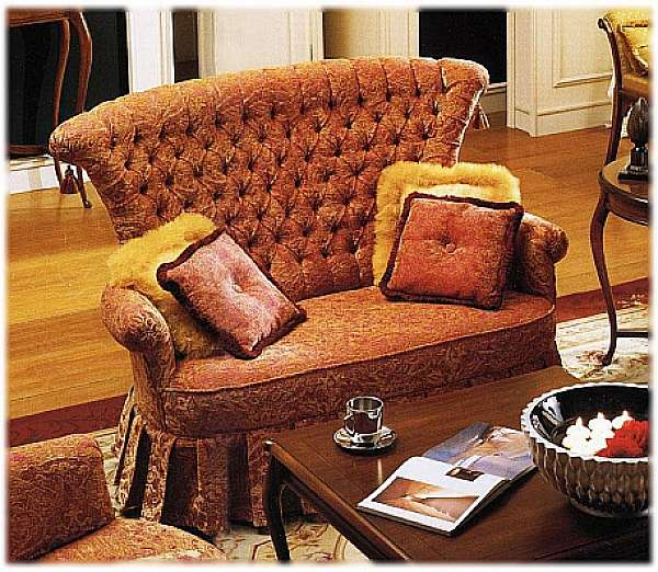 Couch VOLPI 2182 Classic Living