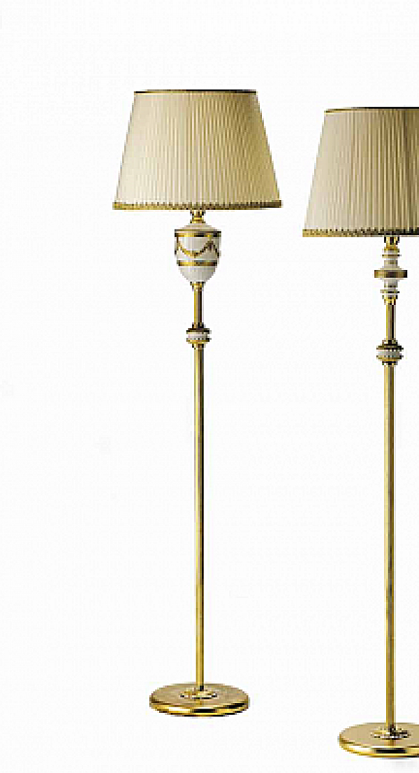 Stehlampe VILLARI 4000346-402 Empire
