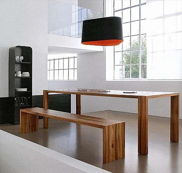 Tisch LIGNE ROSET 11590030 Tavoli complementi