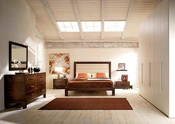 Das Bett BAM.ART 121R