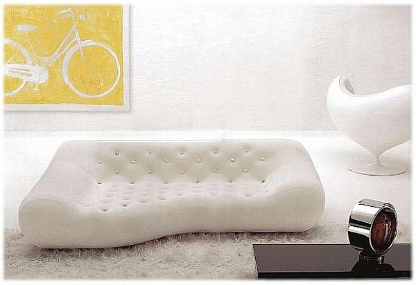 Couch GIOVANNETTI Superstar1 Color arancia